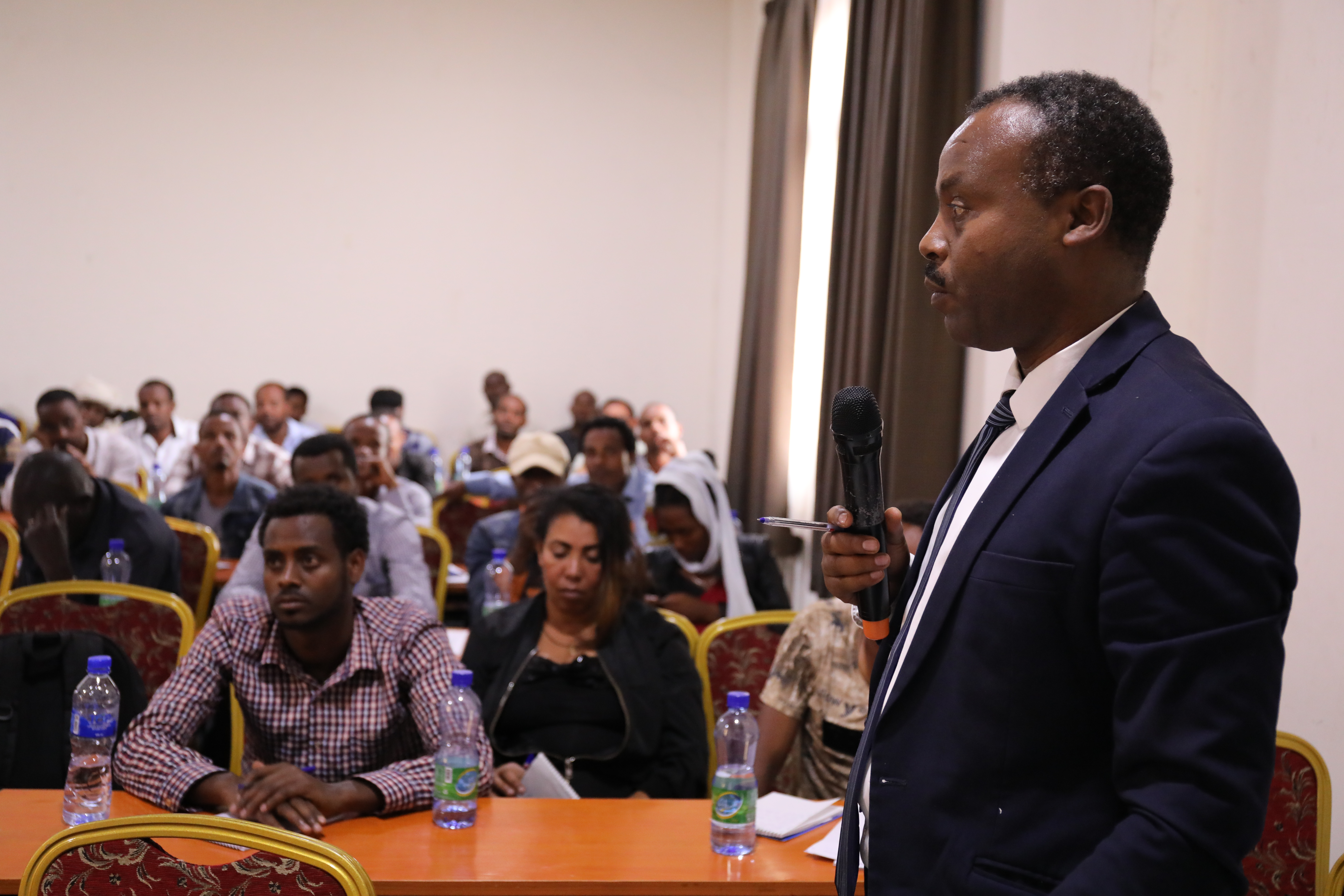 Workshop on Evaluation and Implementation of Ethiopian National strategy and action plan for conservation and sustainable utilization of animal genetic resource conducts.