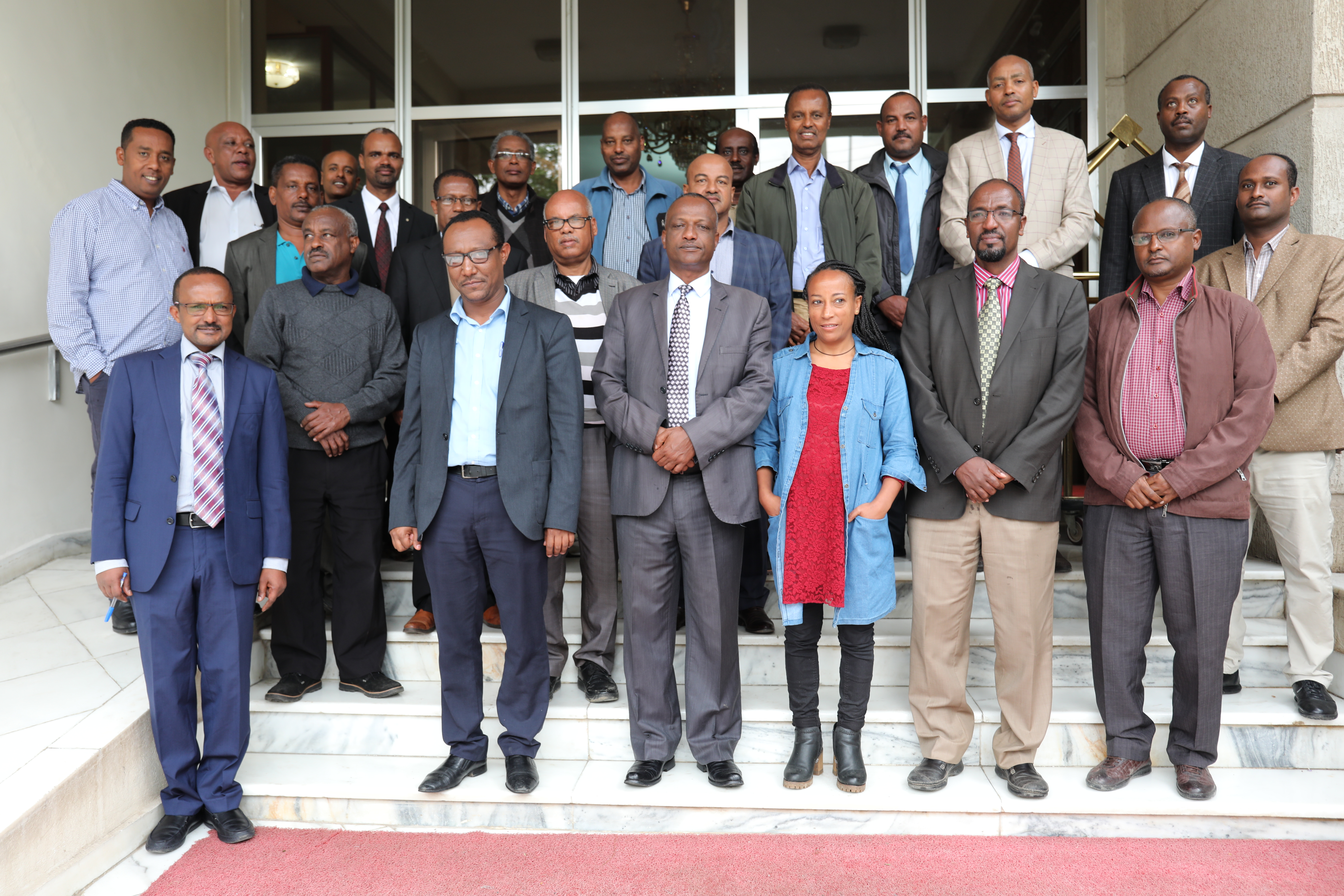 National Ecosystem Assessment Project Consultative and Orientation Meeting Underway.